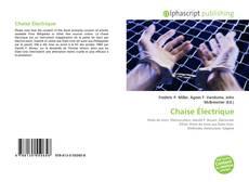 Обложка Chaise Électrique