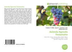 Azienda Agricola Testamatta kitap kapağı