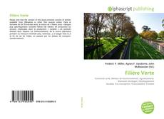 Bookcover of Filière Verte