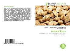 Bookcover of Almond Paste