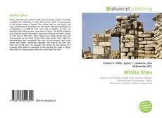 Hittite Sites kitap kapağı