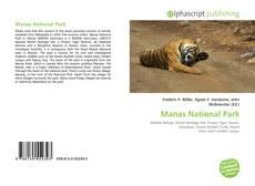 Bookcover of Manas National Park