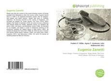 Capa do livro de Eugenio Zanetti