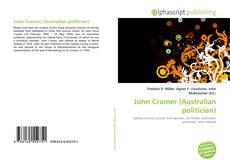 Обложка John Cramer (Australian politician)