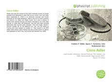 Copertina di Cisco Adler