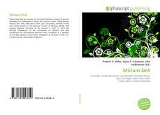 Bookcover of Miriam Dell