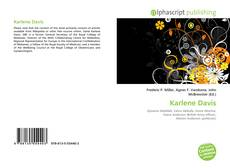 Bookcover of Karlene Davis