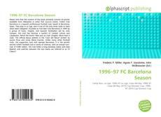 Bookcover of 1996–97 FC Barcelona Season