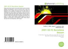 Bookcover of 2001–02 FC Barcelona Season