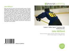 Buchcover von Jake Milford