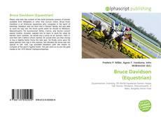 Couverture de Bruce Davidson (Equestrian)