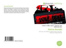 Bookcover of Amina Annabi