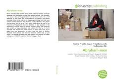 Borítókép a  Abraham-men - hoz
