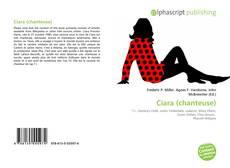 Bookcover of Ciara (chanteuse)