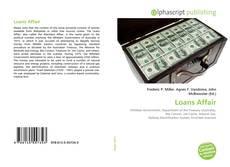 Loans Affair kitap kapağı