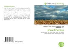 Buchcover von Sharad Purnima