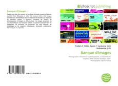 Capa do livro de Banque d'Images