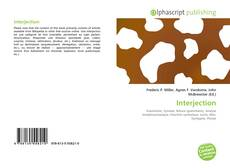 Bookcover of Interjection