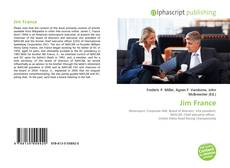 Bookcover of Jim France