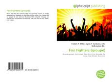Обложка Foo Fighters (groupe)