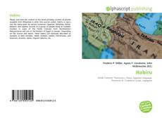 Bookcover of Habiru