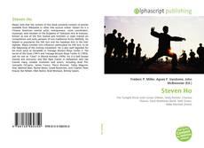Buchcover von Steven Ho