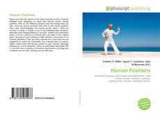 Borítókép a  Human Positions - hoz