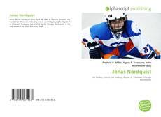 Jonas Nordquist kitap kapağı