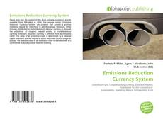 Emissions Reduction Currency System kitap kapağı