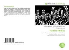 Bookcover of Harriet Findlay