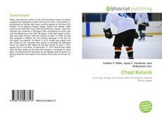 Capa do livro de Chad Kolarik