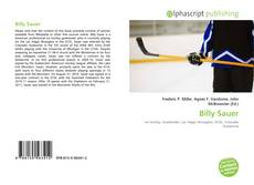 Capa do livro de Billy Sauer