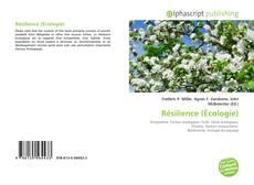 Couverture de Résilience (Écologie)