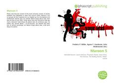 Bookcover of Maroon 5