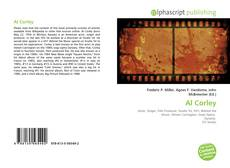Bookcover of Al Corley