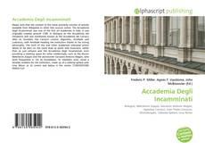 Couverture de Accademia Degli Incamminati