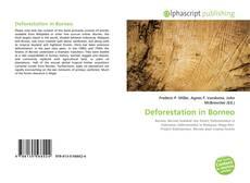 Couverture de Deforestation in Borneo