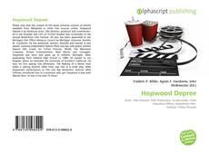 Bookcover of Hopwood Depree