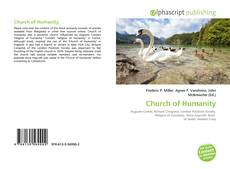 Bookcover of Church of Humanity