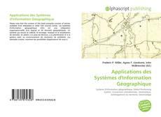 Portada del libro de Applications des Systèmes d'Information Géographique