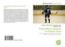Обложка Finland Men's National Ice Hockey Team