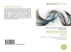 Capa do livro de Willard Van Orman Quine
