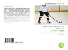 Buchcover von Darryl Sutter