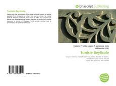 Copertina di Tunisie Beylicale