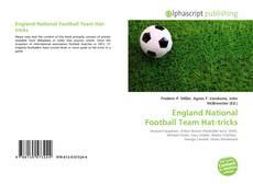 Couverture de England National Football Team Hat-tricks
