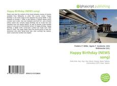 Bookcover of Happy Birthday (NEWS song)