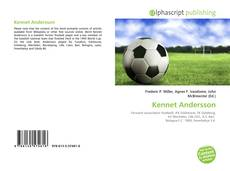 Bookcover of Kennet Andersson