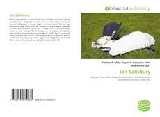 Ian Salisbury的封面