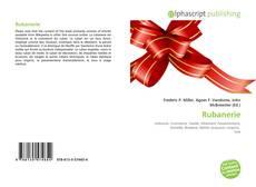 Capa do livro de Rubanerie