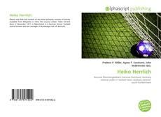 Buchcover von Heiko Herrlich